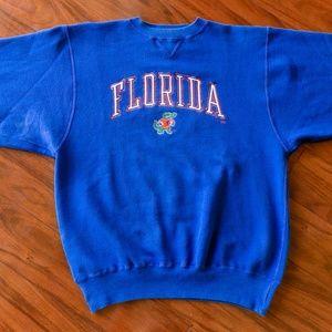 Vintage 90s LOGO 7 Florida Gators Sweatshirt